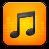 Music-orange icon