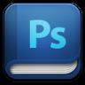 Photoshop-book icon