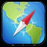 Safari-rings-green icon