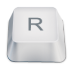 Letter-uppercase-R icon