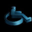 Help-accessiblitity icon