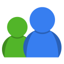 Communication-msn icon