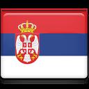 Serbia-Flag icon