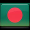 Bangladesh-Flag icon