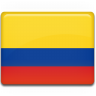 Colombia-Flag icon