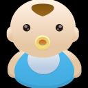 Baby-boy icon