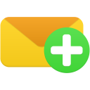 Email-add icon