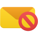 Email-not-validated icon