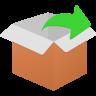 Uncompress icon