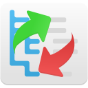 Content-reorder icon