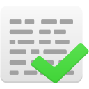 Unit-completed icon