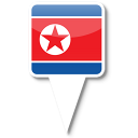 North-Korea icon
