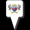Saint-Barthelemy icon