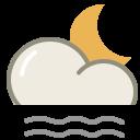 Lightfog-night icon
