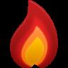 Hot icon