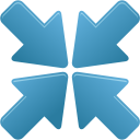 Arrows-Meeting-Point icon