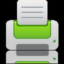 Printer-green icon