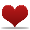 Game-hearts icon