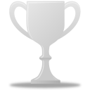 Trophy-silver icon