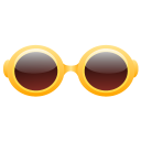 Sun-glasses icon