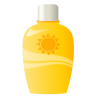 Sun-protection icon