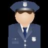 Policeman-Uniform icon