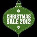 Christmas-sale-2012-green icon