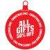 All-gifts-50-percent-off icon