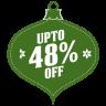 Upto-48-percent-off icon
