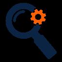 検索エンジン最適化のアイコン けんさくえんじんさいてきかのあいこん Ico Png Icns 無料のアイコンをダウンロード
