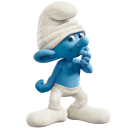 Clumsy-smurf icon