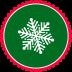 Christmas-Snow-Flakes-3 icon