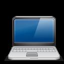 Macbook-black icon