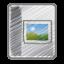 Scribble-photo-album icon