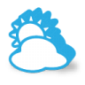 Weather-cloudy icon