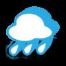 Weather-rain icon