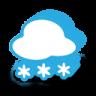 Weather-snow icon
