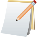 Notes-edit icon