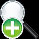 Search-add icon