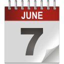 Calendar-date icon
