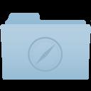 Folder-Safari icon