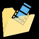 ModernXP-66-Folder-Movies icon