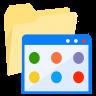 ModernXP-34-Folder-Applications icon