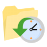 ModernXP-54-Folder-Backup-Scheduled icon