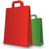 Shopping-bags icon