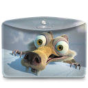 Folder-Ice-Age icon