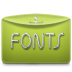 Folder-Text-Fonts icon