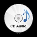 CD-Audio-copy icon