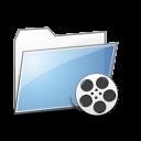 Folder-Videos-copy icon