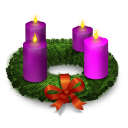 Advent-Wreath icon